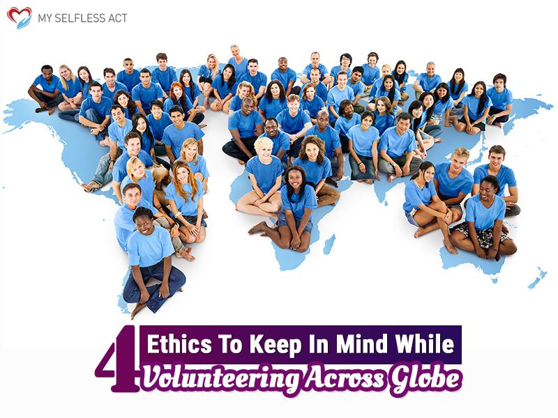 Volunteering Across Globe