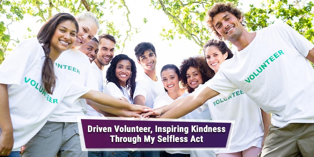 Inspiring Volunteers Story