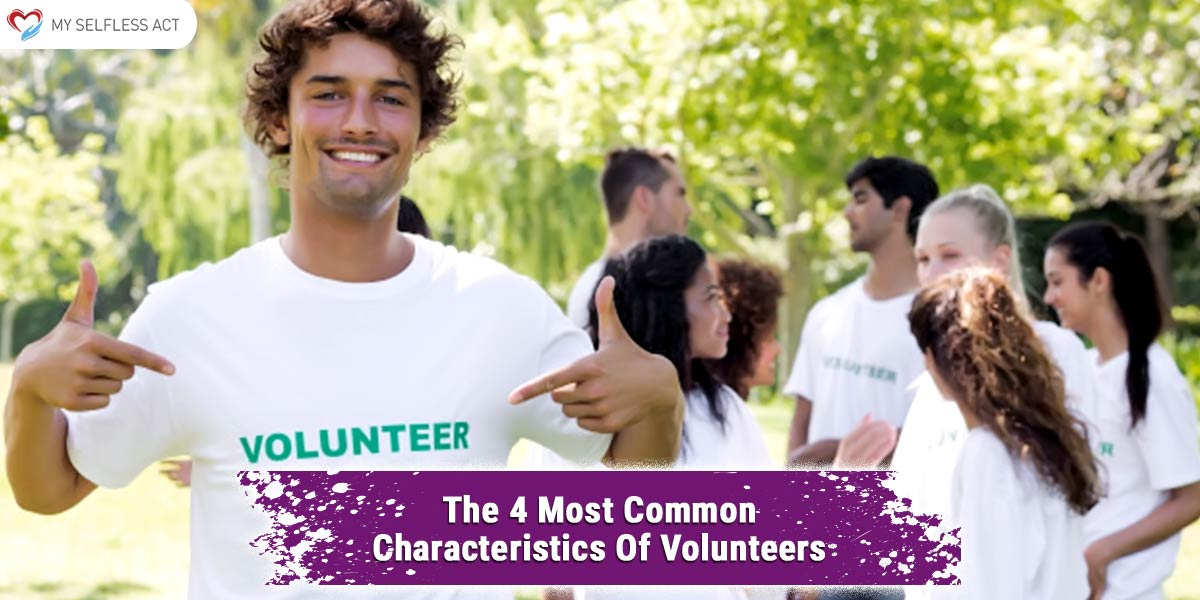 Characteristics Of Volunteers